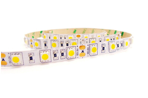 White 30leds/m 5050 smd LED strip light with CE RoHs