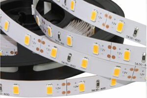 High brightness 60leds/m 5630 smd LED Strip Light