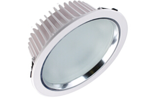 25W CRI 80 Aluminium LED Ceiling Lamps