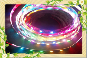 5V WS2812b LED strip light