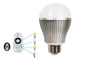CCT Adjustable LED Bulb