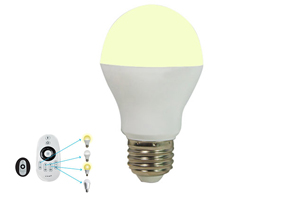 Color temprature Adjustable LED Bulb