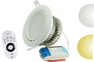 CCT Adjustable LED Downlight
