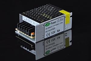 IP33 Non-waterproof 36W Power Supply