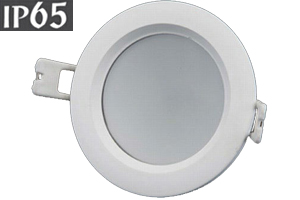 3 years warranty 9W Outdoor LED downlights