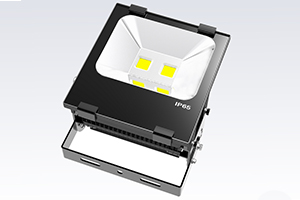 120W Finned LED Flood Light