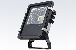 10W Economic Finned LED Flood Light