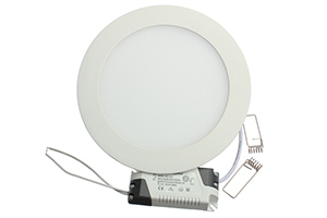 170x14mm 12W Round LED Panel Light