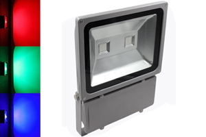 100W RGB LED Flood Light