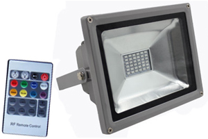 Full Color 20W SMD RGB LED Floodlight