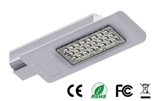 30W Super brightness Integrated LED Street lights