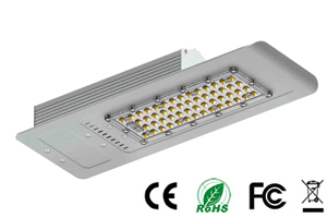 60W IP65 Waterproof Integrated LED Street lights