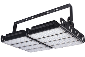 400W Stadium Football Court High Bay LED Tunnel Light